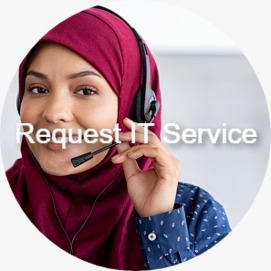 Request IT Service